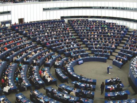 JETZT ANMELDEN! - Fahrt zum Europäischen Parlament, 11.06.2015