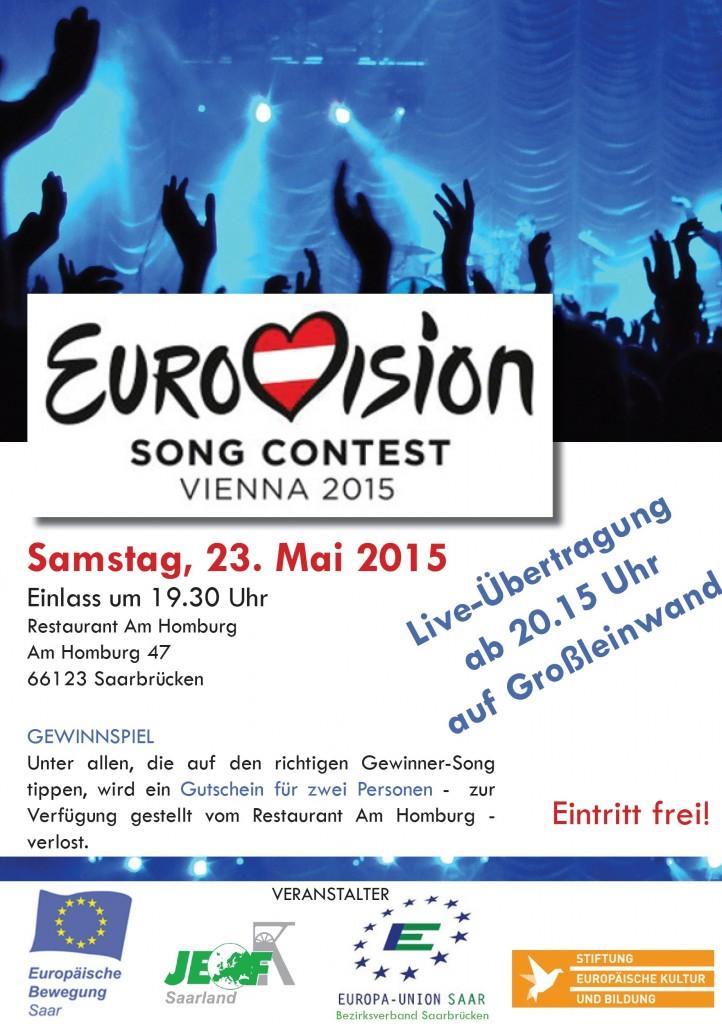 ESC Party 2015