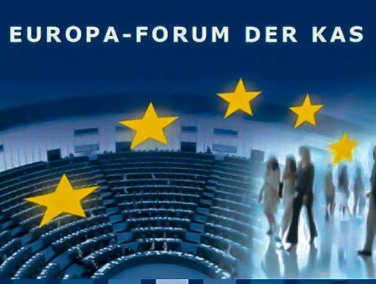 Europa-Forum der Konrad-Adenauer-Stiftung am 30.1.2017
