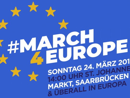 March for Europa